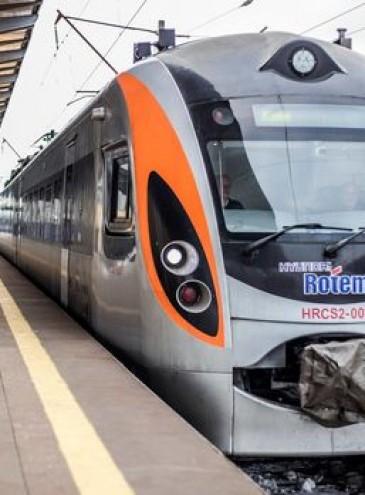 От Львова до границы построят евроколею, чтобы через год запустить скоростные поезда в Прагу и Вену