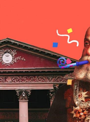 В Одессе в честь 120-летия художественного музея провели массу мероприятий, а 20 ресторанов ввели специальное меню