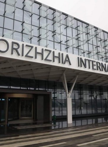 В аэропорту Запорожье открыли новый пассажирский терминал