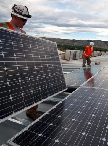 Ученые создают «антисолнечные» панели, которые смогут вырабатывать энергию ночью