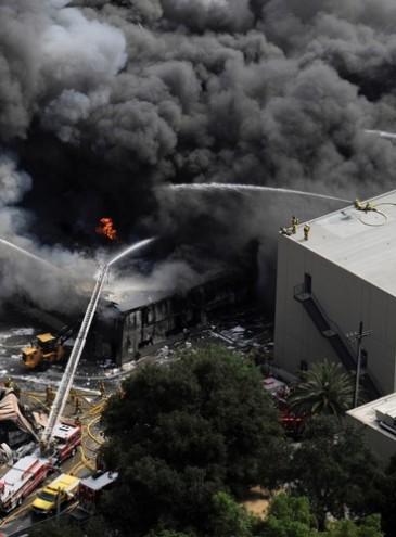 В США были уничтожены пожаром оригинальные аудиозаписи двух десятков звездных артистов