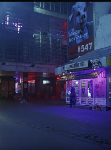 Coldplay выпустили клип-антиутопию, снятый в Киеве