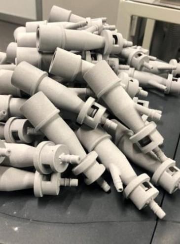 Одесский IT-стартап будет печатать клапаны для аппаратов ИВЛ на 3D-принтере для борьбы с коронавирусом