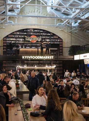 Kyiv Food Market и другие заведения ресторатора Купера закрываются на карантин