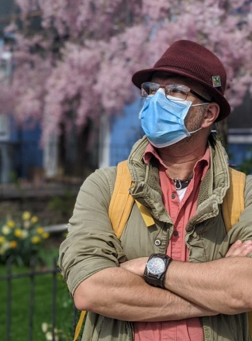Что такое общественное место, где необходимо носить маску при карантине в Украине?