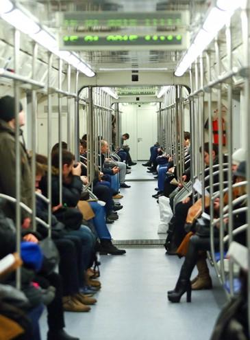 В метро Харькова будут поезда-«трубы» – без перегородок