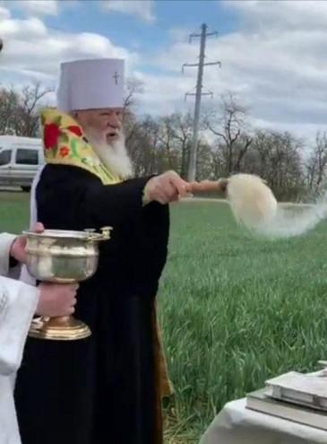 Рекордная засуха в Украине: фермеры говорят о катастрофе, священники молятся о дожде