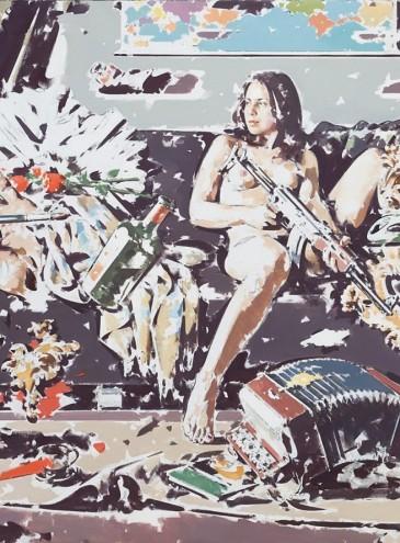 «Странное время»: в Украине открылась первая международная онлайн-выставка искусства