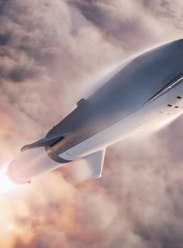 Илон Маск строит сверхтяжелые морские космодромы для полетов на Луну, Марс и вокруг Земли