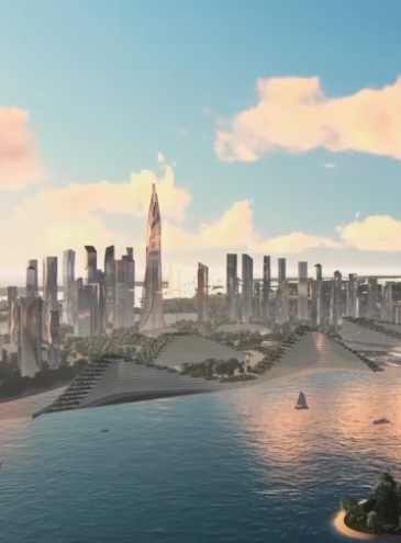 «Киев Сити»: в столице хотят создать новый деловой центр с небоскребами, как в Лондоне