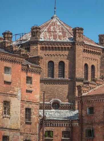 В Одессе Минюст продаст три колонии и Тюремный замок, в котором сидели Котовский и Троцкий