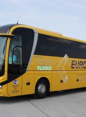 Европейская автобусная компания запустила три популярных маршрута в Украине