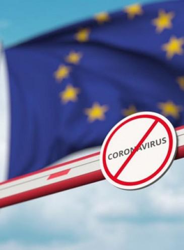 Сегодня ЕС открыл границы для стран, где отступил коронавирус. Украины среди них нет