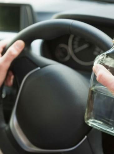 Пьяное вождение стало уголовным преступлением в Украине, а штрафы повысят