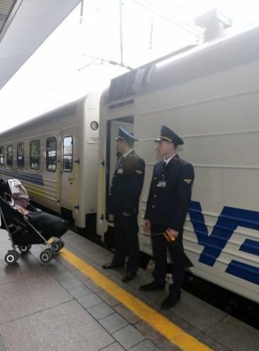 Вокзалы Украины адаптируют к нуждам людей с инвалидностью до конца года