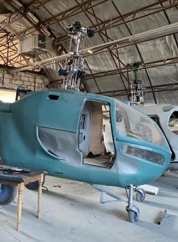 В Молдове нашли подпольный завод по производству вертолетов