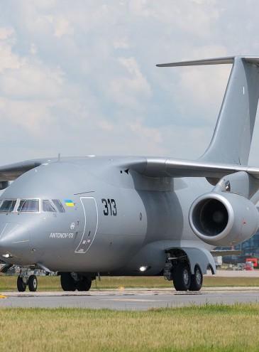 В Украине впервые собрали серийный самолет без российских деталей