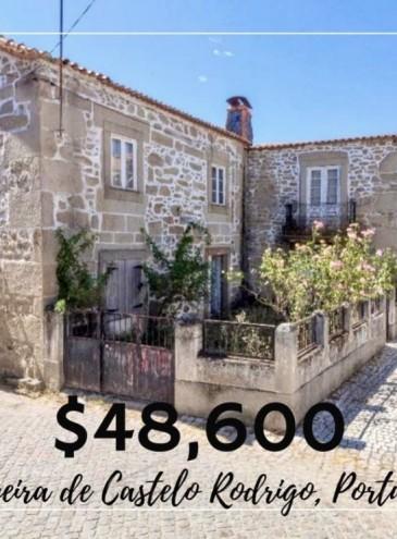 Что, правда? Какие дома можно купить в мире дешевле 100 тыс евро