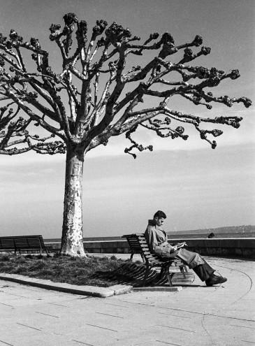 Как в кино: Европа 1950-х в уличных фото Джека Шарпа