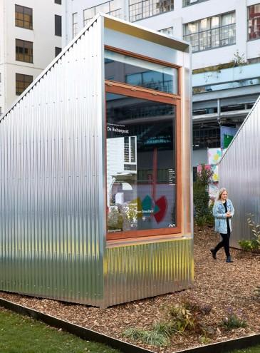 Одноместный офис для работы и отдыха: в Нидерландах придумали идеальное место для творческой работы
