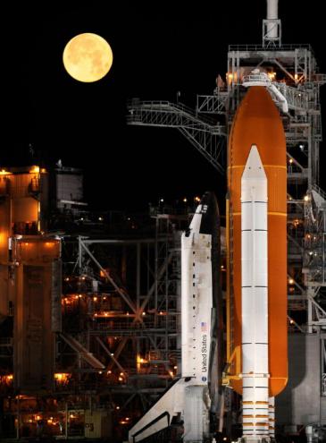 Луна все ближе: восемь стран подписали соглашение о добыче ископаемых на спутнике Земли