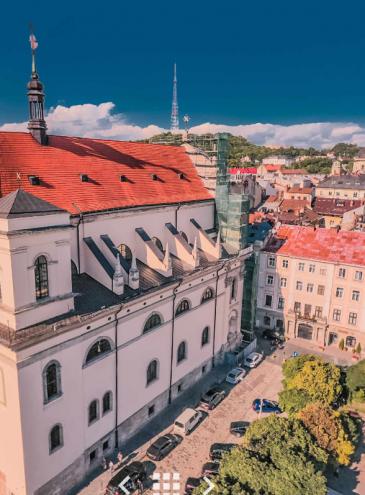 Прогулянка оновленим Львовом: відкрили сайт з відновленими об'єктами міста