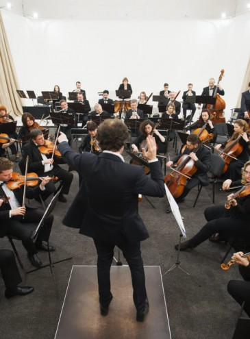 Создали мобильное приложение с украинской классической музыкой