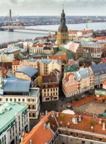Пассажирам предложили авиарейс: из Риги – в Ригу