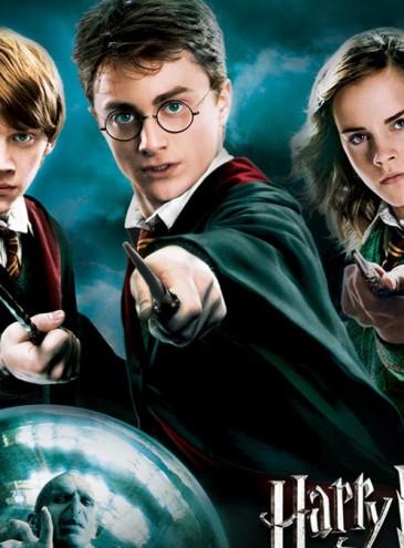 В украинских кинотеатрах покажут все фильмы о Гарри Поттере