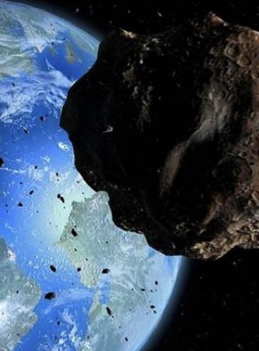 Ниже МКС: над Землей пролетел астероид, о котором узнали в последний момент