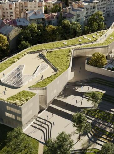 У Львові побудують школу мистецтв з концертним залом: якою вона буде