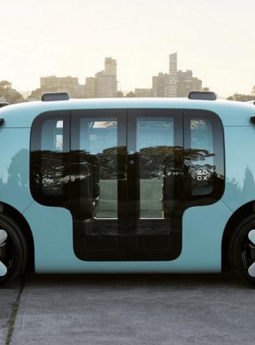 Такси будущего? Американский стартап показал роботизированный прототип