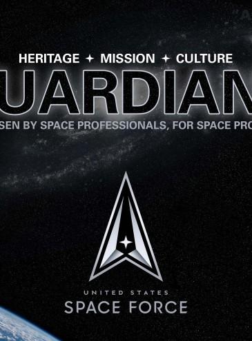 Бойцов Космических сил США назовут «стражами» — почти как в кино