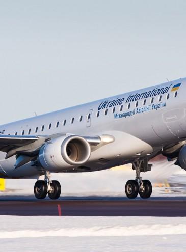 Под Киевом в область поедут «Интерсити», а над городом запустят самолеты для экскурсий