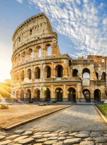 У римському Колізеї запрацював аудіогід українською