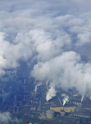 Украина начала мониторить выбросы парниковых газов