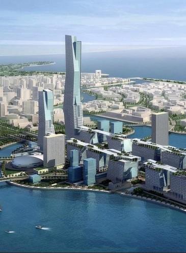 The Line: экологичный город будущего без машин построят в Саудовской Аравии (видео)