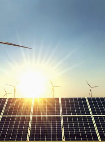 В Европе впервые выработали больше энергии из возобновляемых источников, чем из обычных