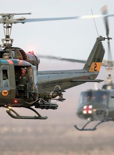 В Одессе будут выпускать американские вертолеты «Ирокез» по лицензии