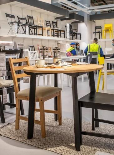 В Украине открыли первый магазин IKEA: он необычного городского формата