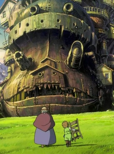 В Японии построят «Ходячий замок» Миядзаки