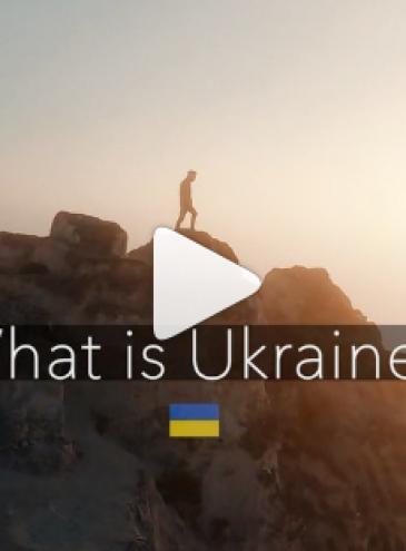 Молодой видеомастер создал крутое 30-секундное видео о красоте Украины