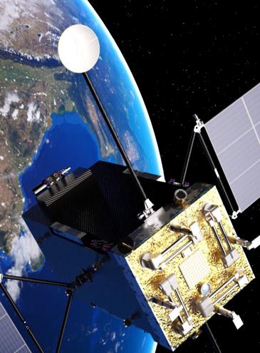 Украинский бизнесмен создал компанию для ремонта и утилизации спутников на орбите