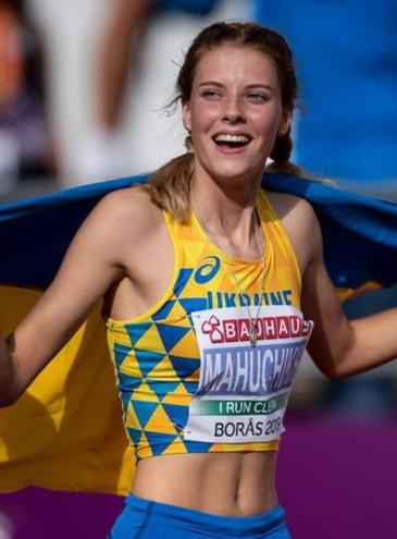Украинка Ярослава Магучих стала чемпионкой Европы по прыжкам в высоту