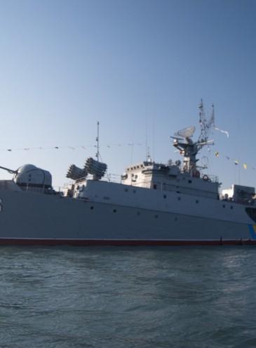 З корвета «Вінниця» зроблять військово-морський музей і розмістять його в Миколаєві