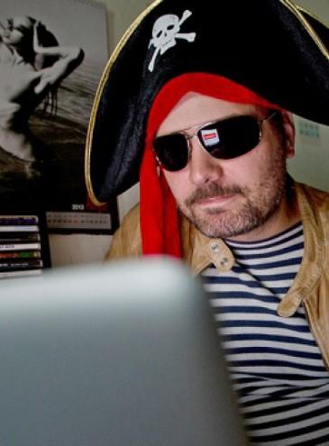 Пират: в украинском городе бизнесмен построил 40-метровую вышку и раздавал интернет