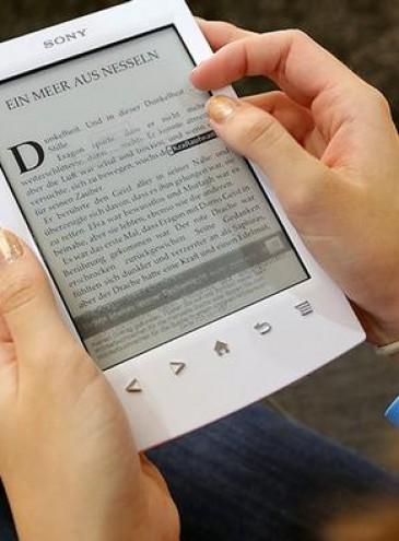 В Украине запустили цифровую библиотеку на тысячи книг с защитой от пиратов