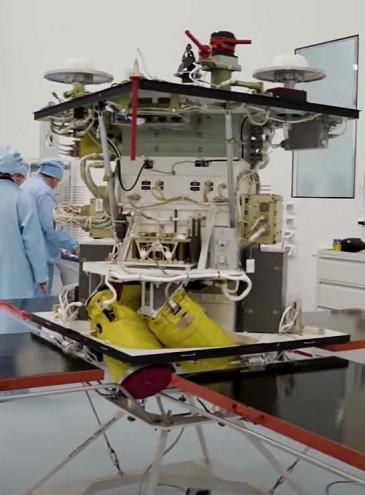 Компания Илона Маска Space X запустит украинский спутник «Січ 2-30» в декабре