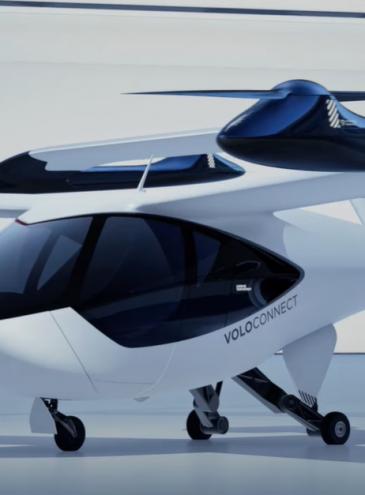В Германии создали новое аэротакси – самолет-коптер