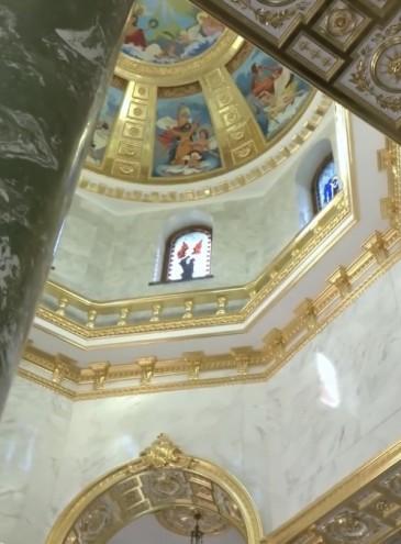 Черниговский аграрий построил себе усыпальницу за 3 миллиона долларов – «как у Наполеона»